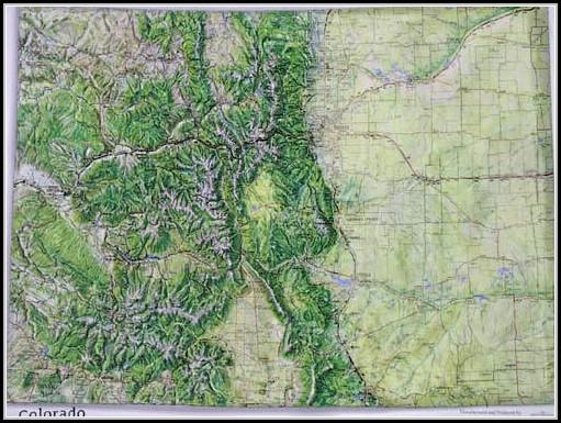 Colorado Topo Maps