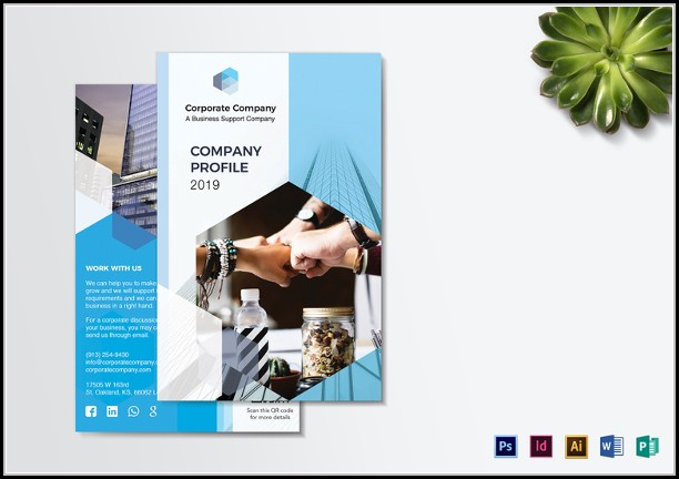 Creative Brochure Templates Free Download