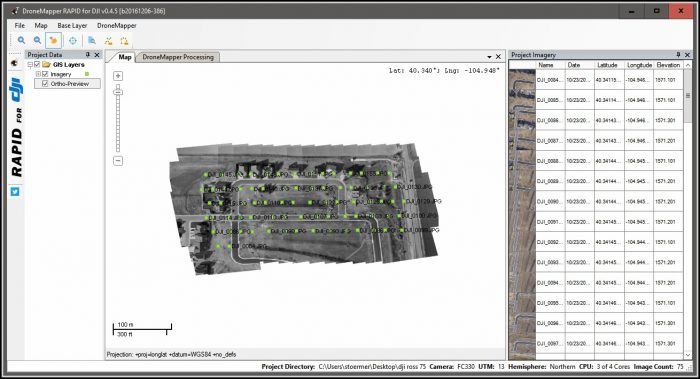 Drone Mapping Software Free