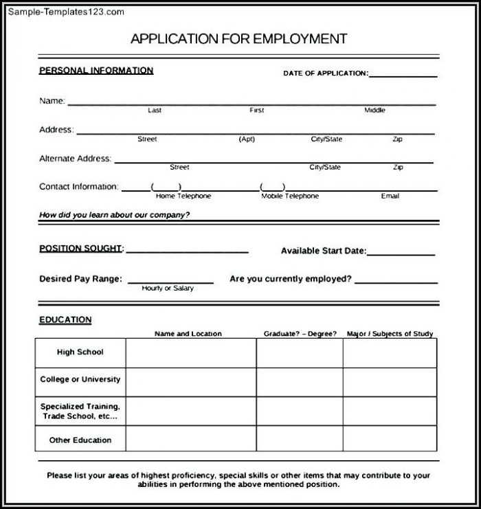 Employee Registration Form Template Html Css Free Download