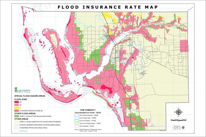 Flood Insurance Rate Maps Florida