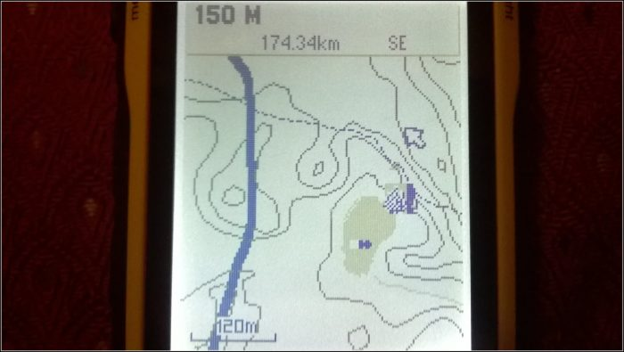 Garmin Etrex 10 Maps