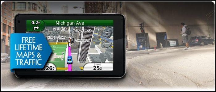 Garmin Lifetime Maps Cost