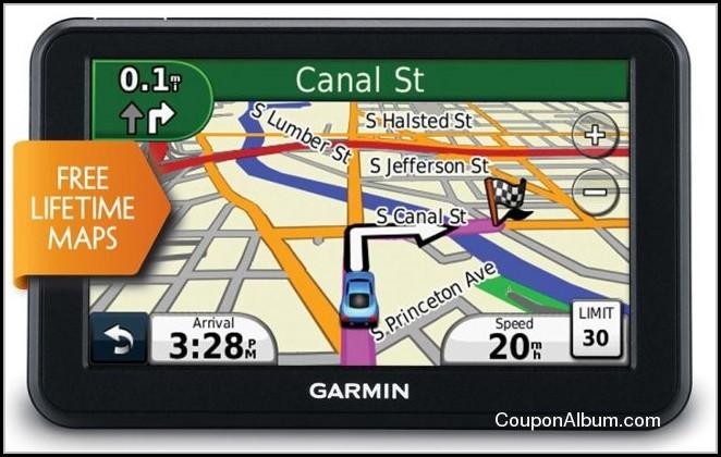 Garmin Map Discount Code Canada