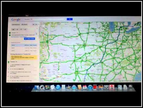 Google Maps For Truckers