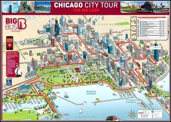 Hop On Hop Off Chicago Map.Hop On Hop Off Bus San Francisco Map Map Resume Examples 2a1wrzk8ze