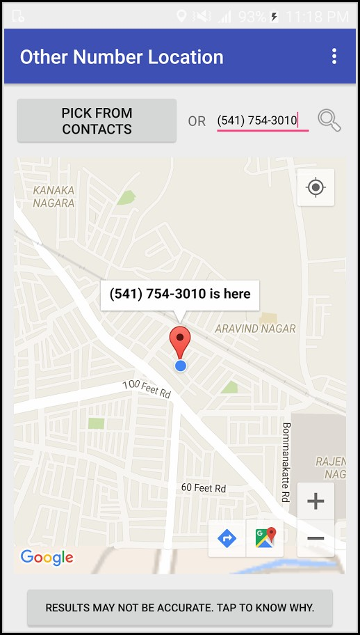 Trace Mobile Number Current Location In Google Map In Bangladesh