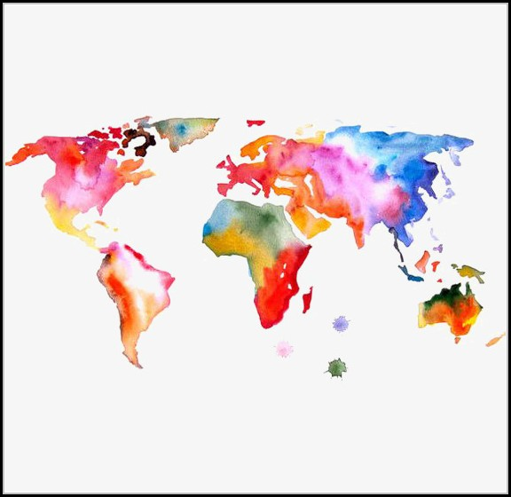 Frameable World Map.Frameable World Maps Map Resume Examples Xe8j7qr1oo