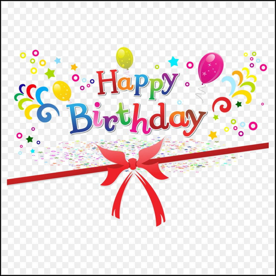 Birthday Invitation Card Template Png