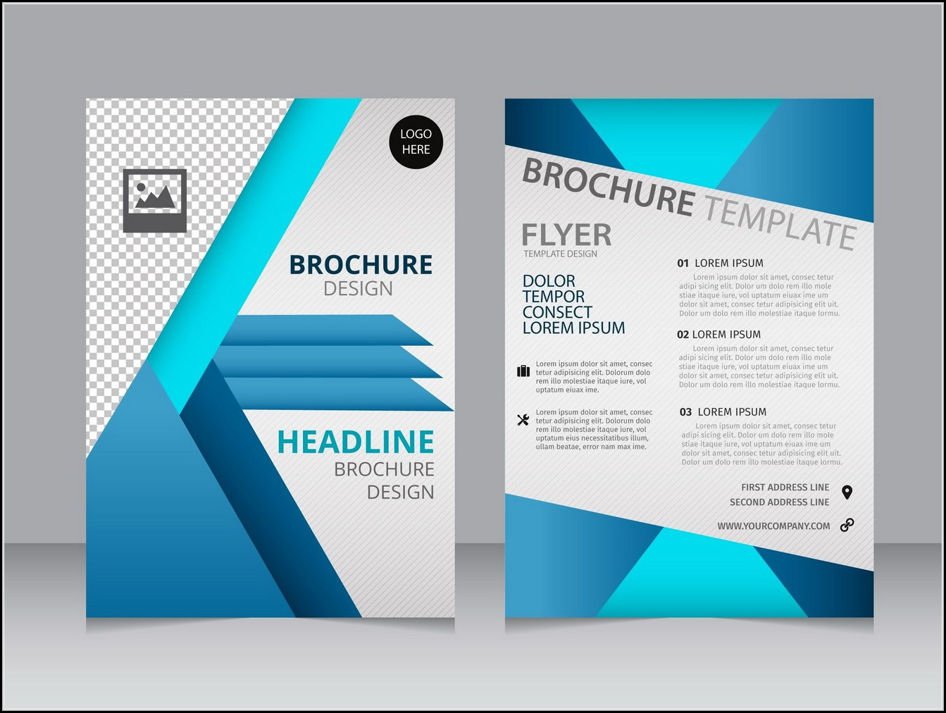 blank brochure templates free download word template 1 resume