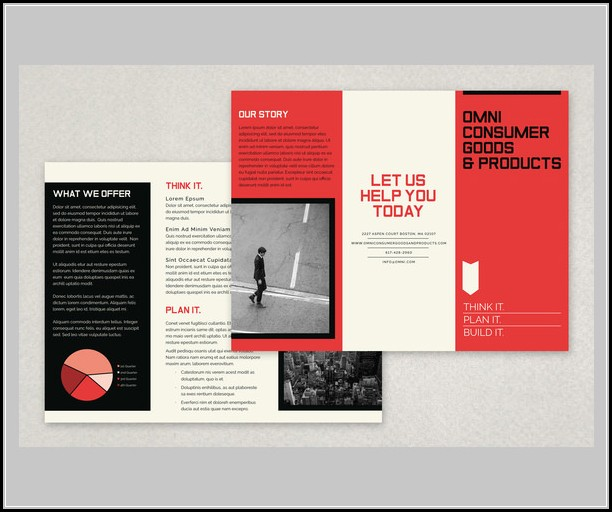 Business Brochure Templates Free
