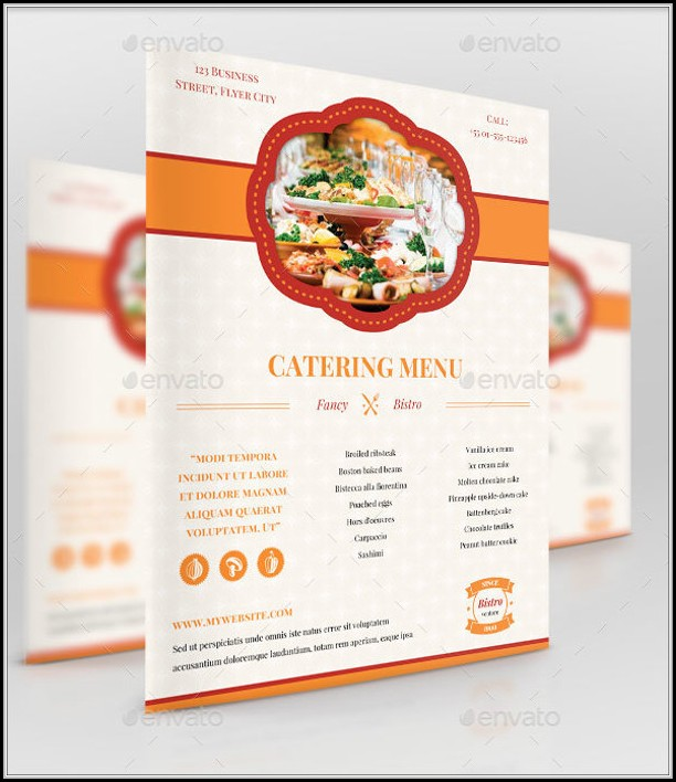 catering menu design templates template 1 resume examples