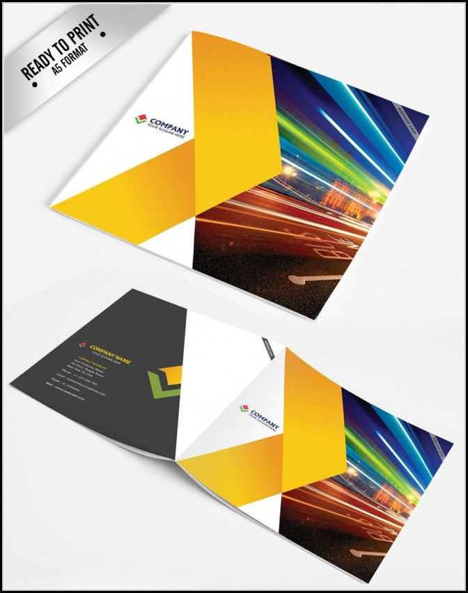Corporate Brochure Templates Free Download