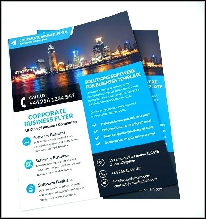 Editable Flyer Templates Online Free Template 1 Resume Examples