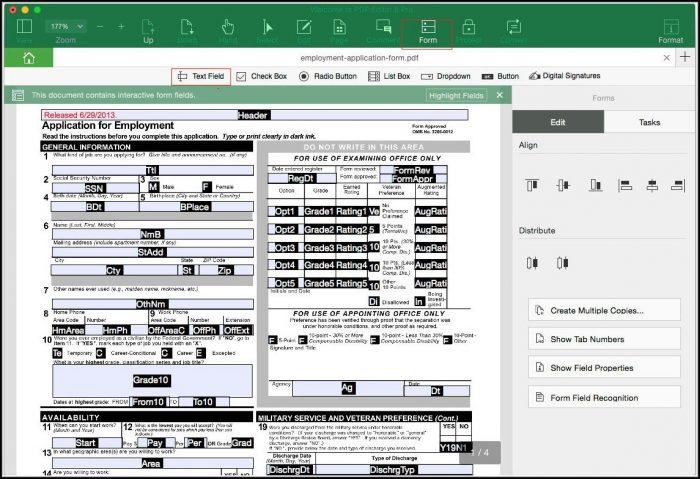 Free Pdf Form Creator