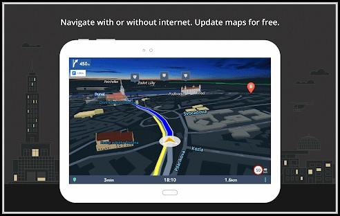 Gps Navigation & Maps Sygic 17.0.7