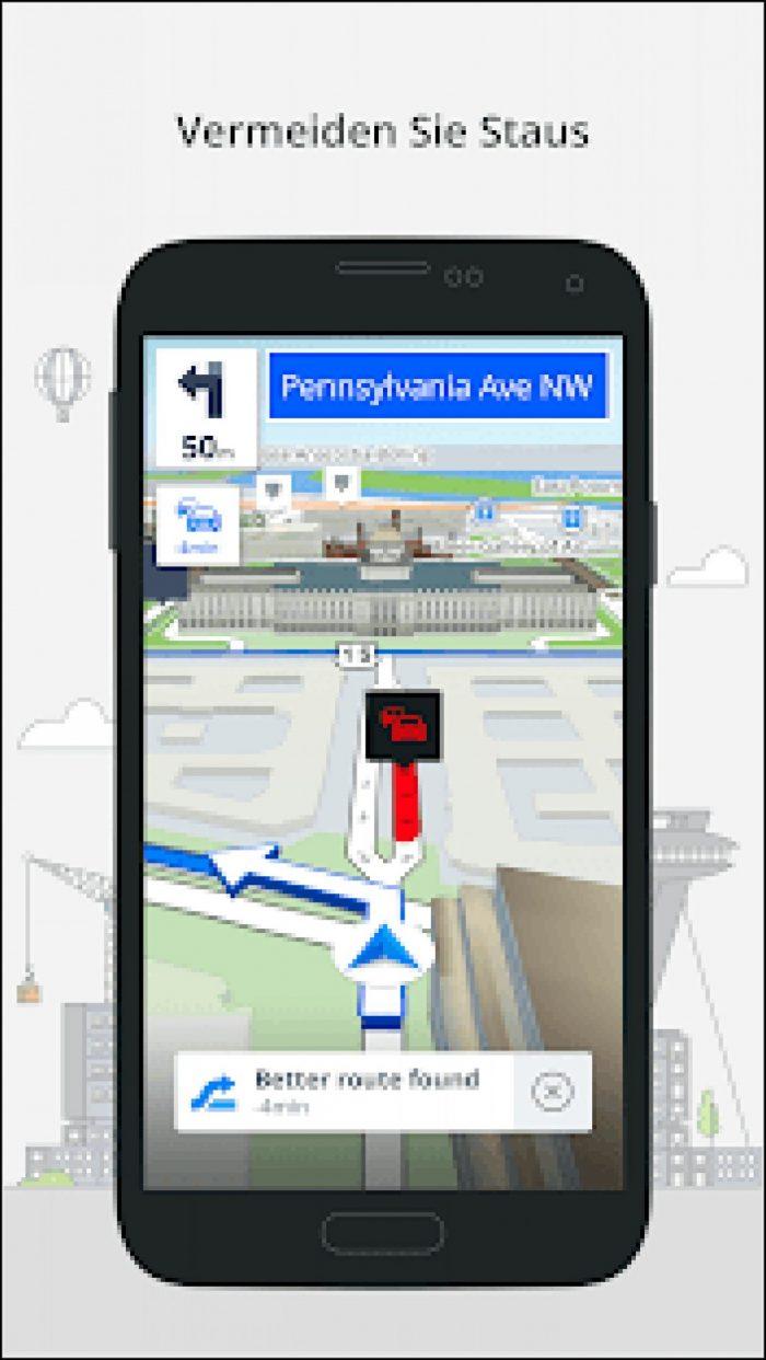 google maps apk for car