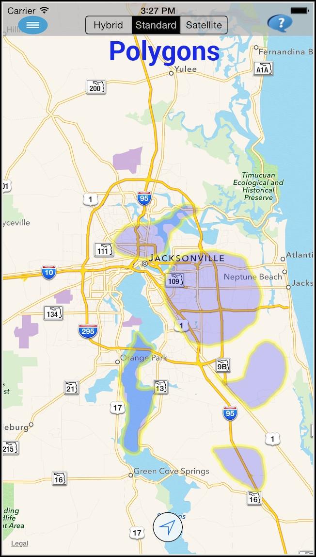 Kml Map Viewer