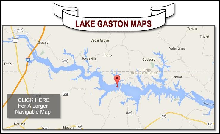 Gaston Nc Map.Lake Gaston Nc Map Map Resume Examples Pa8my9b8ra