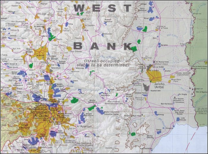 Large Printable World Map Template