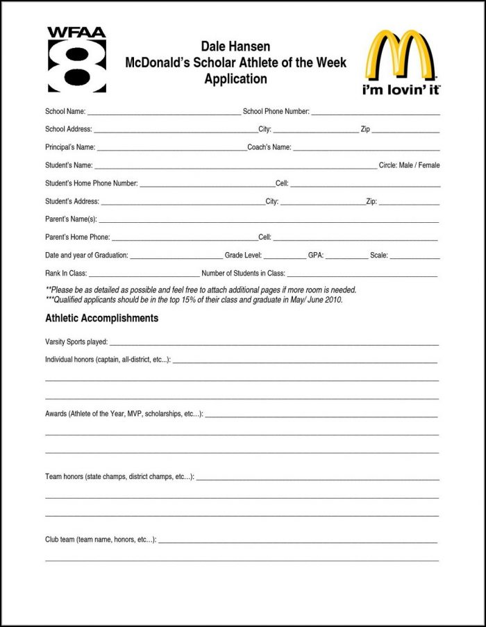 part time, free generic, blank generic, on job application form for safeway