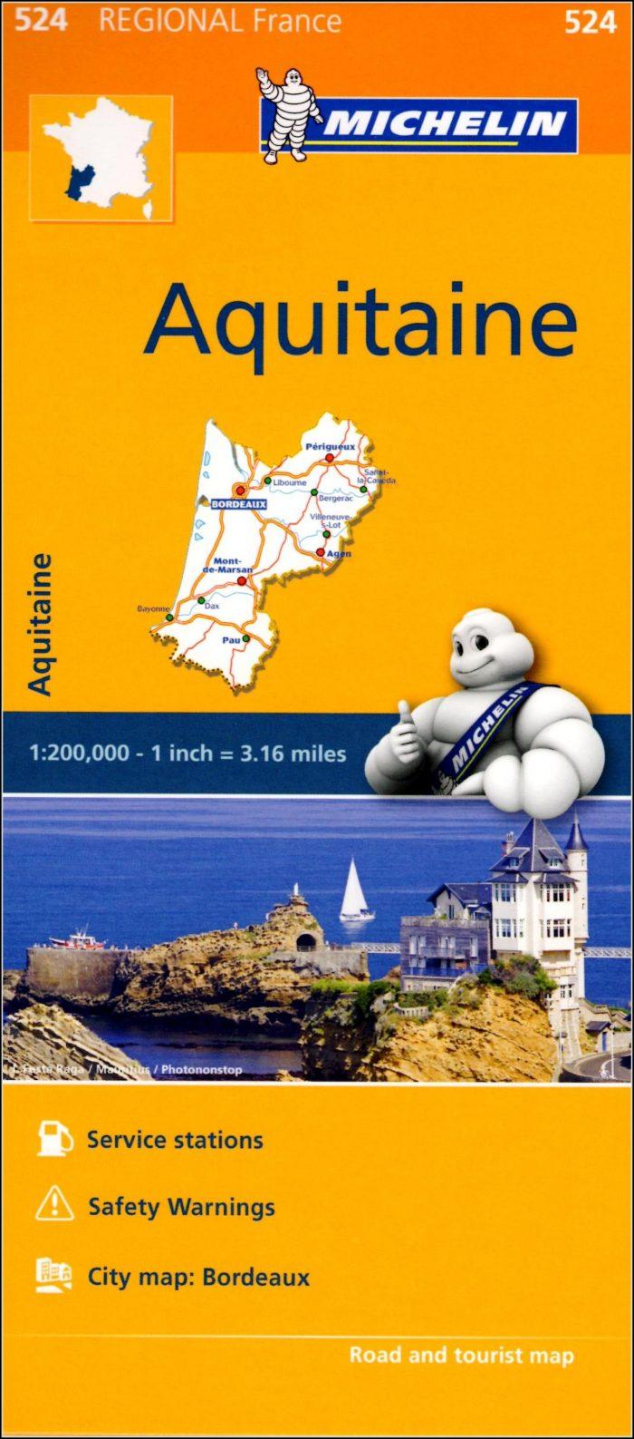 Michelin Maps France Online