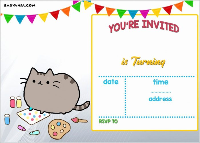 Printable Invite Templates