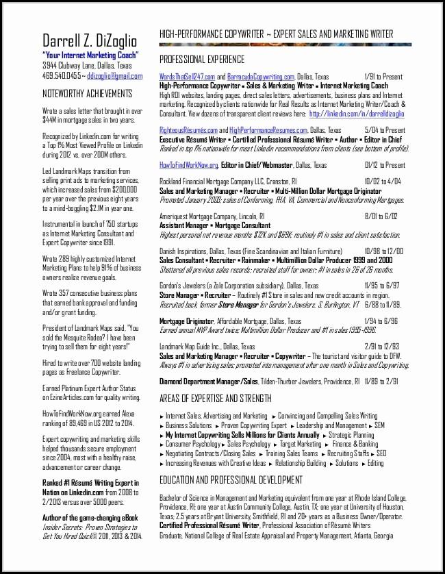 certified resume writers australia