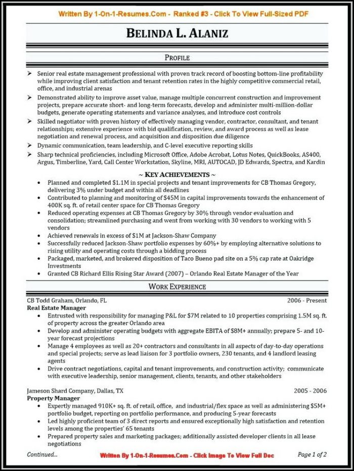 queensland government resume writing