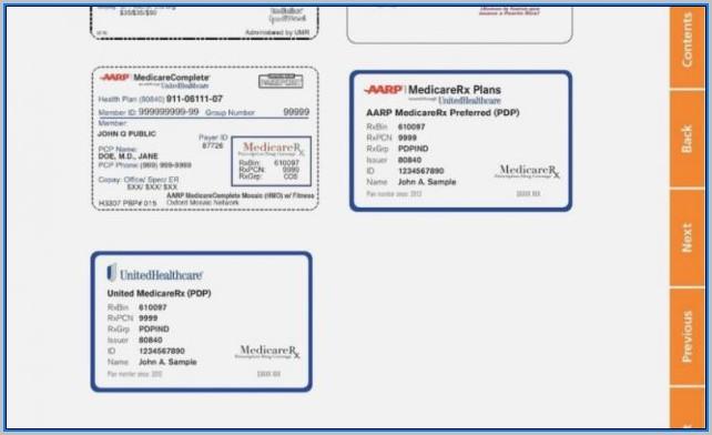 Aarp Medicare Part B Prior Authorization Form