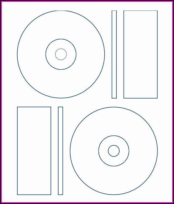 Avery Cd Dvd Label Template 8931