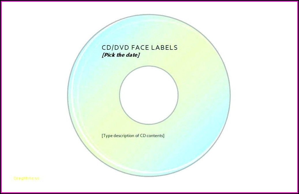 Avery Dvd Labels Template 8692 Template 2 Resume Examples