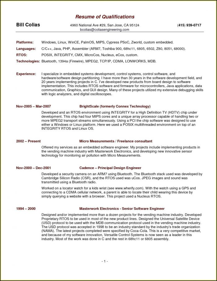 Best Free Resume Builder And Download