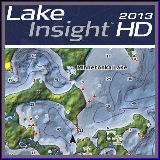 Best Lake Map Chip For Lowrance