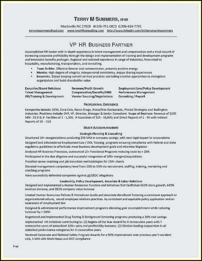 Best Resume Templates Samples