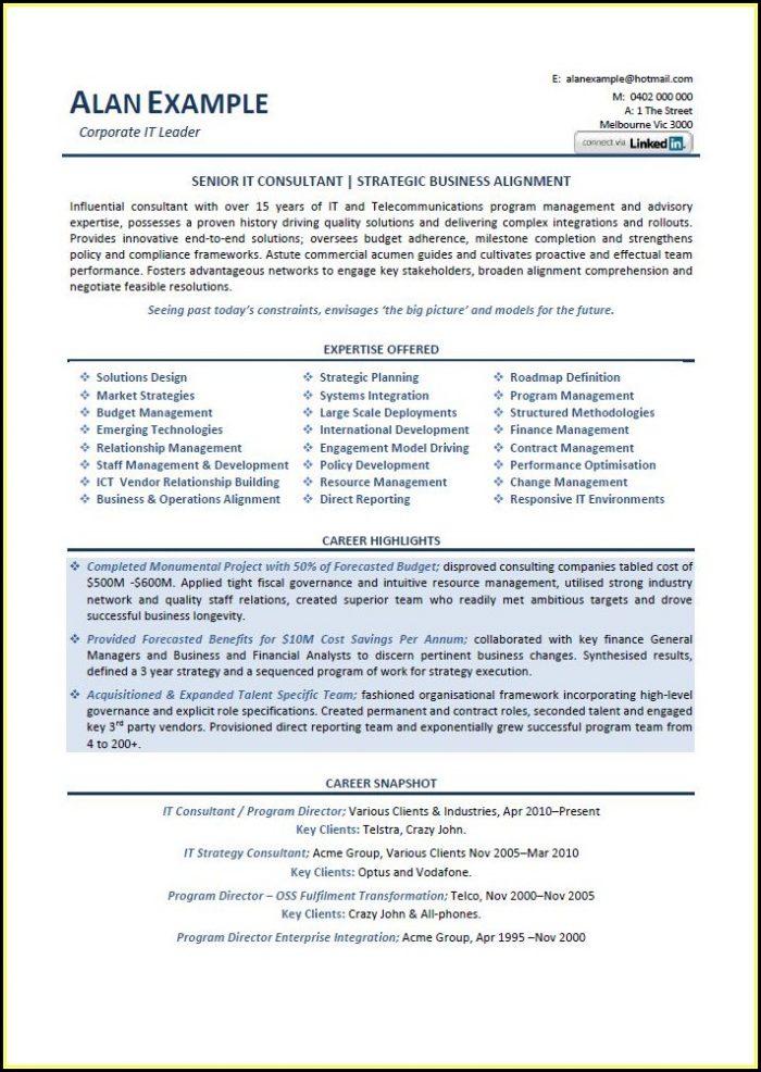 best free resume builder australia