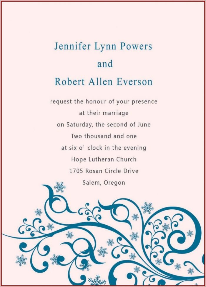 Free Fall Bridal Shower Invitation Templates