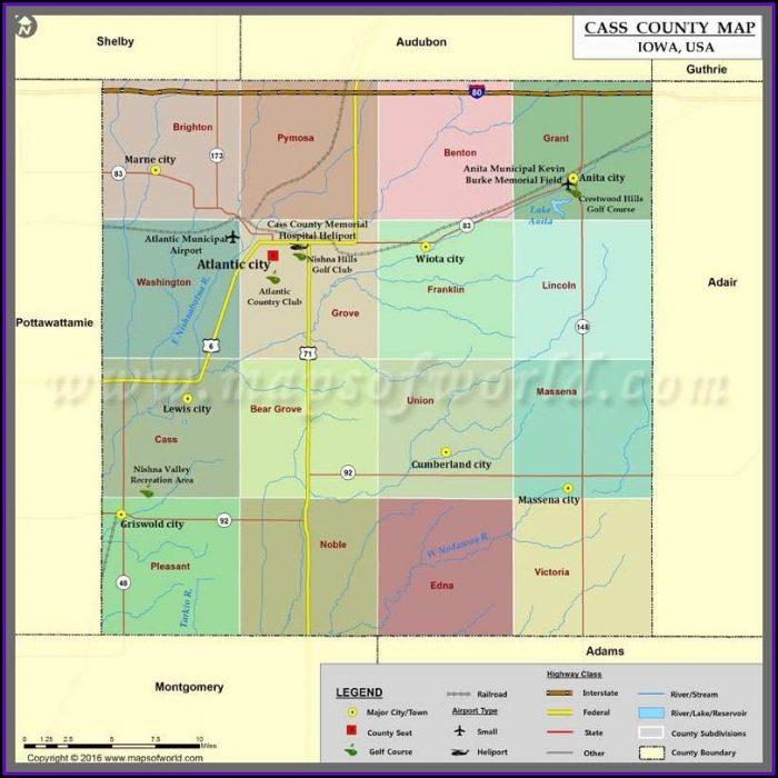 Free Michigan Plat Maps Online