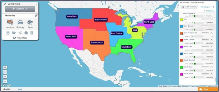 Us Sales Territory Map Free - Map : Resume Examples #xM8paXa1Y9