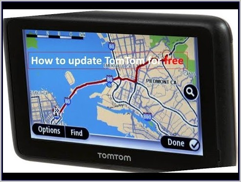 Tomtom Gps Map Updates
