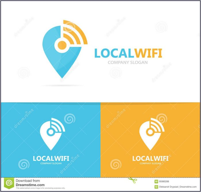 Wifi Locator Map