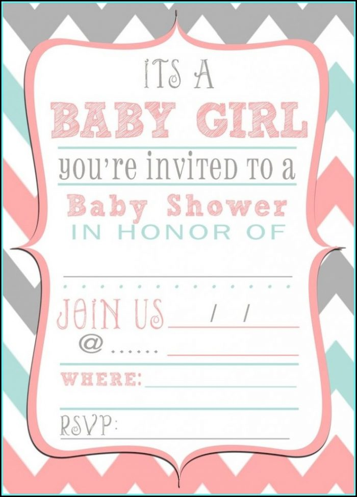 Free Baby Boy Shower Invitations Templates Pdf Template 1 Resume