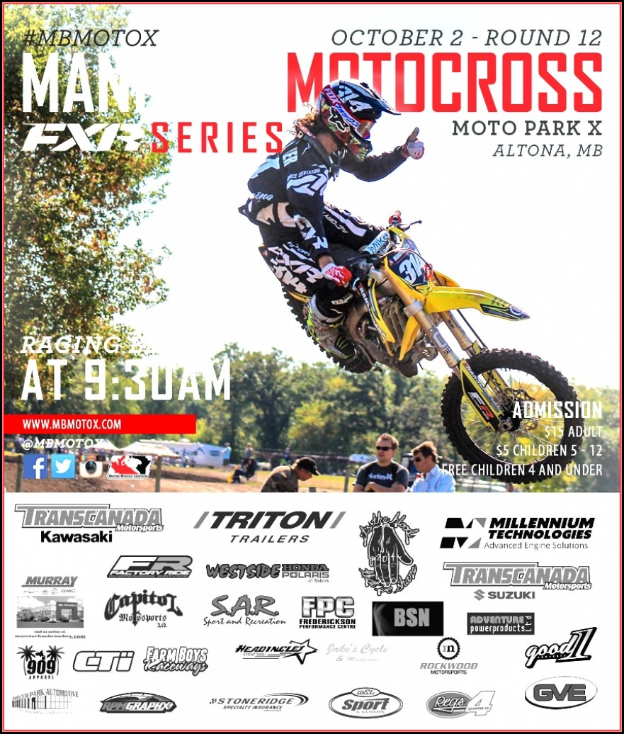 Free Motocross Resume Templates