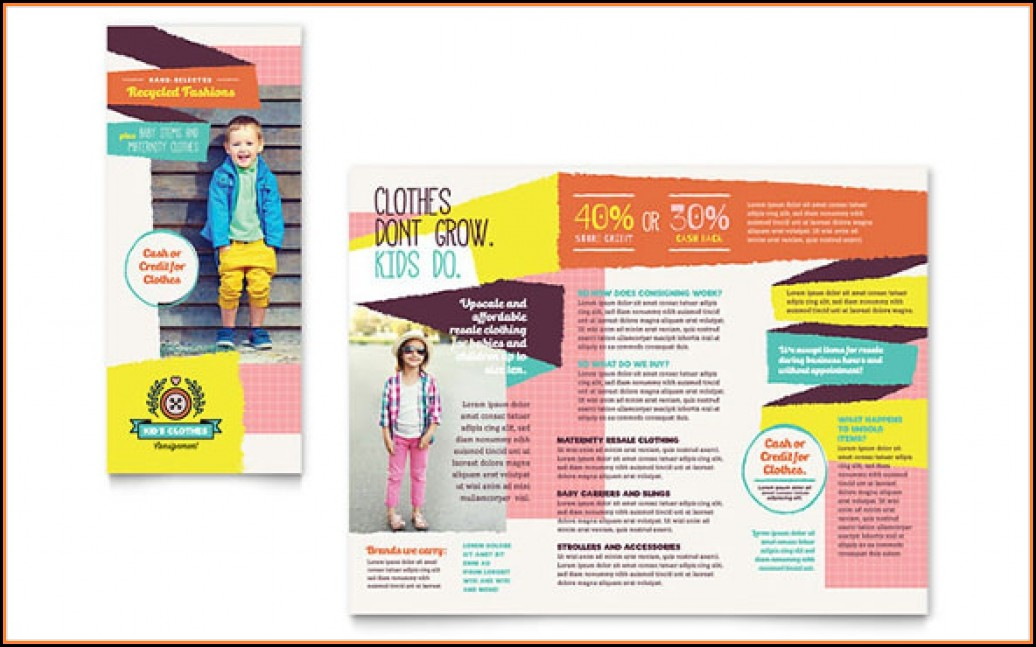 Free Ms Word Brochure Templates Download Template 2 Resume