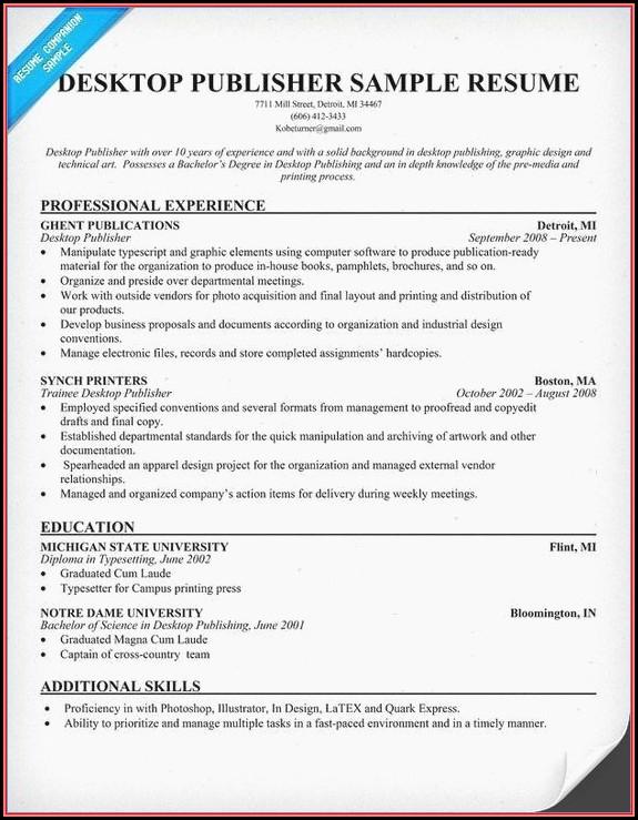 Free Online Resume Helper