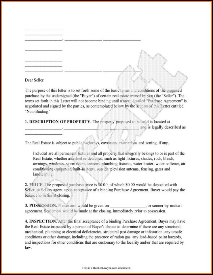 Free Real Estate Buy Sell Agreement Form Montana