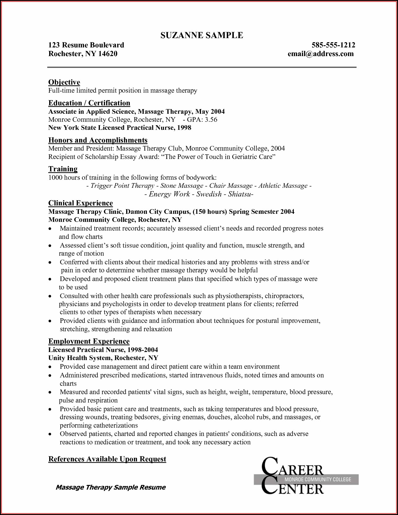 Free Resume Templates For Lpn Nurses Resume Resume Examples