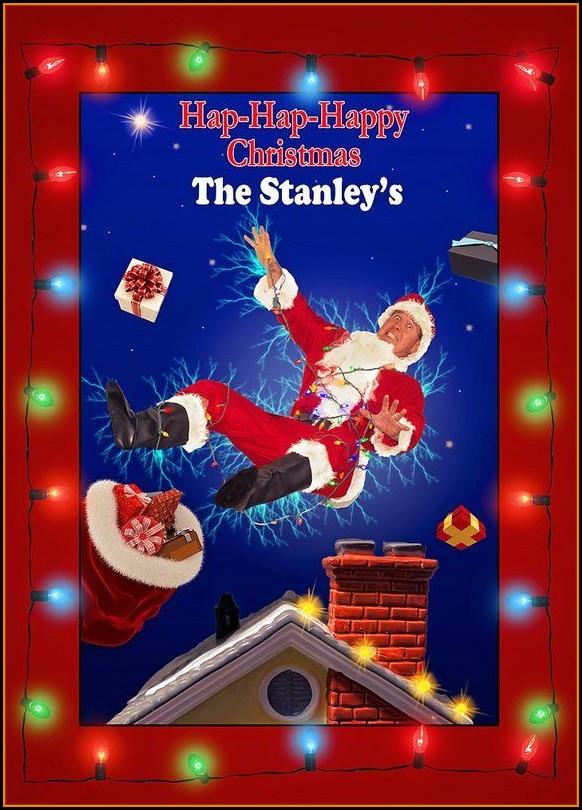 Funny Christmas Photo Card Templates