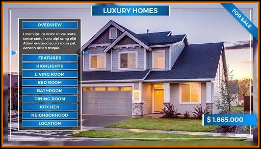 Real Estate Slideshow 58600 After Effects Templates