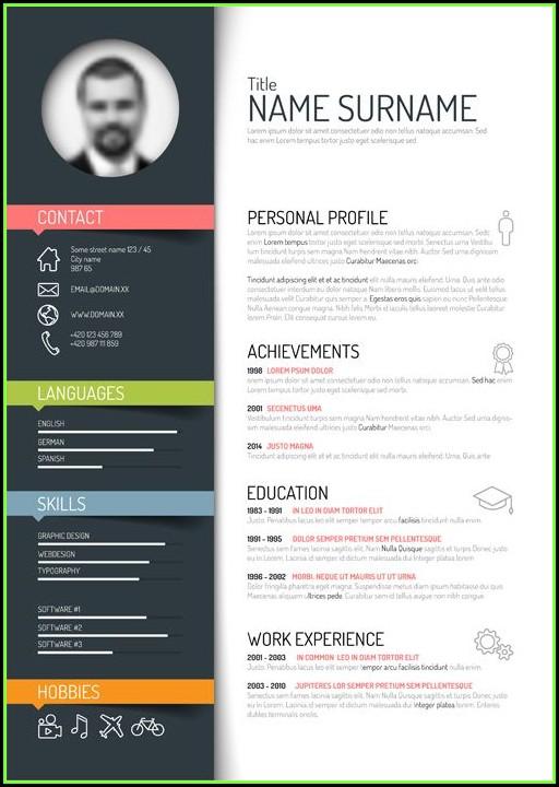 Creative Resume Templates Free Download